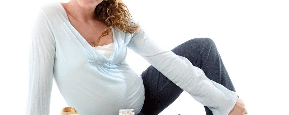 изменения в диете при беременности - телебеби