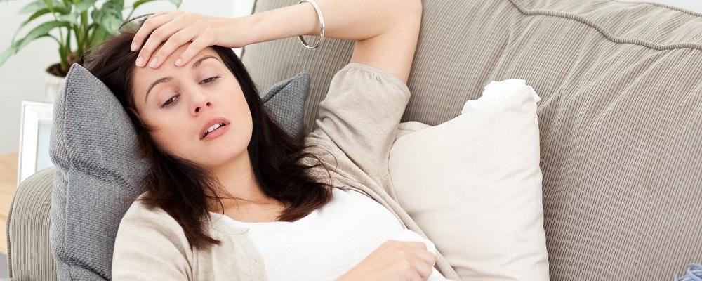 Головные боли при беременности-Телебеби
